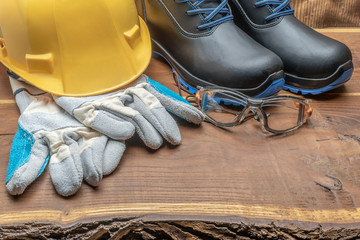 Personal protective equipment from injuries at work