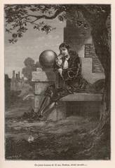 Sir Isaac Newton, English Mathematician