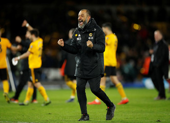 FA Cup Quarter Final - Wolverhampton Wanderers v Manchester United
