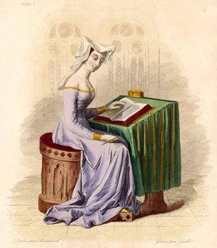 Christine De Pisan, French Writer