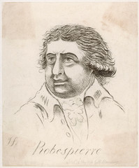 Charles James Fox As Robespierre