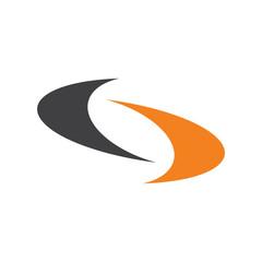 S letter logo design vector template
