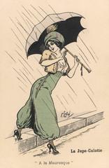 Harem Pants 1910