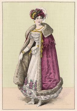 Ball Dress 1821