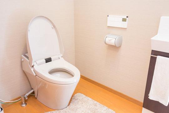 一般住宅のトイレ