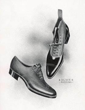 Mens Shoes 1908