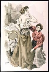 At the DressmAker 1895