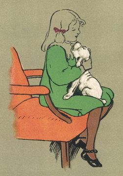 Illustration by Cecil Aldin Pickles