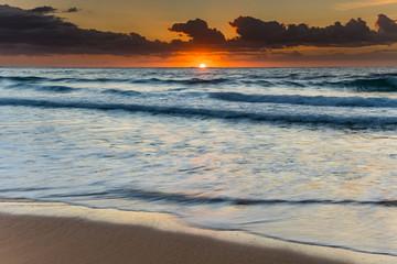 Sunrise Beach Seascape