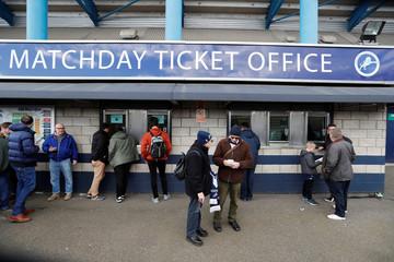 FA Cup Quarter Final - Millwall v Brighton & Hove Albion
