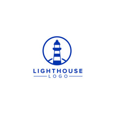 Lighthouse Design Logo Element