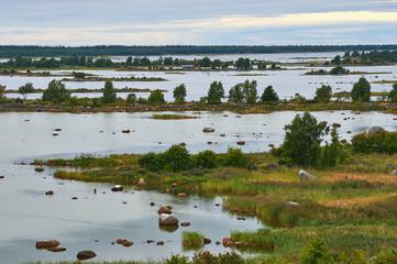 Vaasa Replot in Finland.