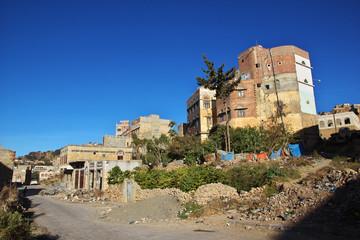 al Mahwit, Yemen, Arab village