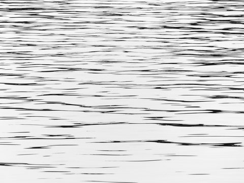 abstract black and white water wave pattern