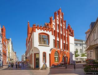 Wismar Altstadt Ratsapotheke