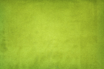 Green stained paper background
