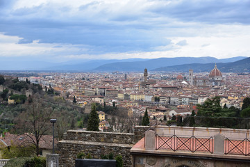 Cityscape of Firenze