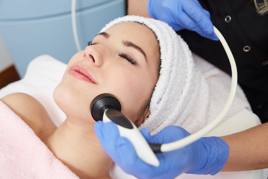 Radio Frequency Facial Treatment