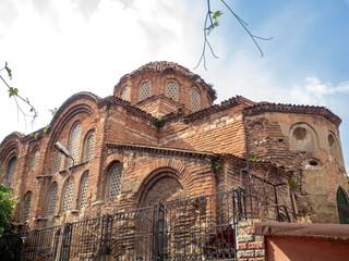 Gul (Rose) Mosque - St. Theodosia Monastery - Hagia Theodosia Church in Istanbul
