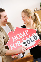 Moving: Couple Excited That House Sold