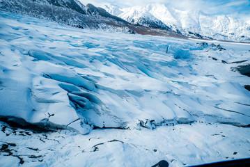 Spencer Glacier Alaska