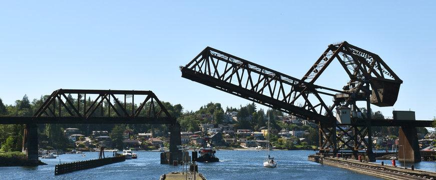 Ballard Ship Locks, Seattle, WA