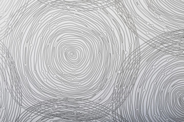 Arrière plan motif abstrait graphique Wall mural