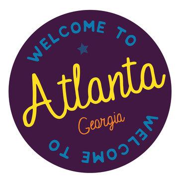 Welcome to Atlanta Georgia
