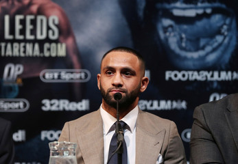Josh Warrington & Kid Galahad Press conference