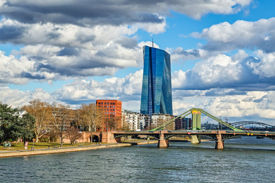 european central bank frankfurt germany