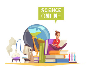 Science Degree Online Composition