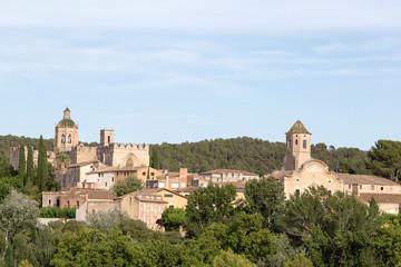 Monastery of Santa Maria de Santes Creus, Tarragona, Catalonia, Spain