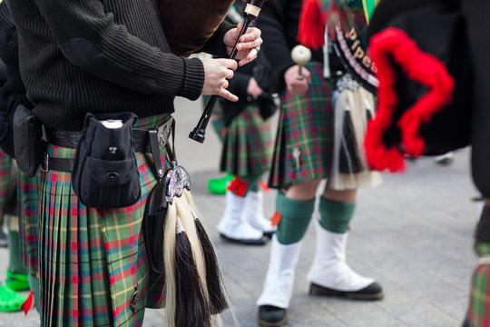 Saint Patricks day parade