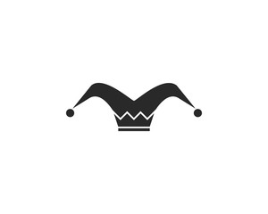 Clown logo template