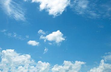 sky  clouds  blue  background