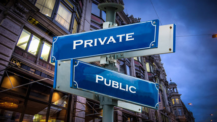 Sign 372 - Private