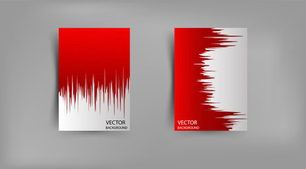 Red blood vector abstract.. Red blood design for party, birthday, web, banner, card, journal, notebook
