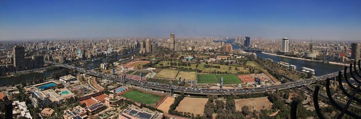Foto op Canvas Cairo, Egypt, Nile