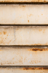 rusty metal plate background decoration