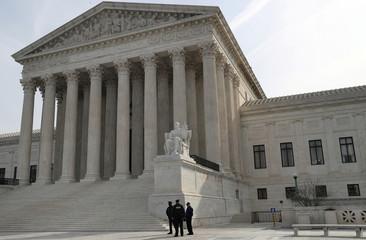 The U.S. Supreme Court in Washington, U.S.