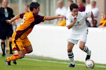 Motherwell v Preston North End - Pre Season Friendly