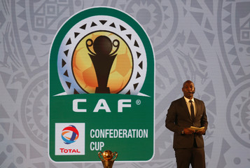 African Confederation Cup Quarter Final Draw
