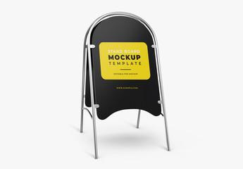 Stand Mockup