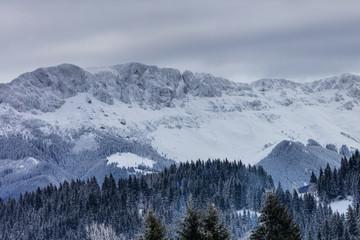 Bucegi Mountains Romania