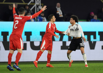 International Friendly - Germany v Serbia