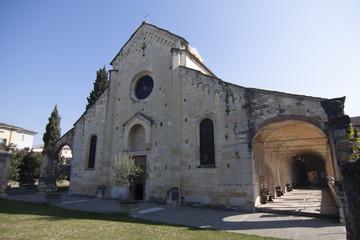 Pieve di San Floriano Pietro in Caimano Verona Italia
