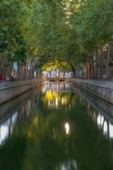 Nimes canal
