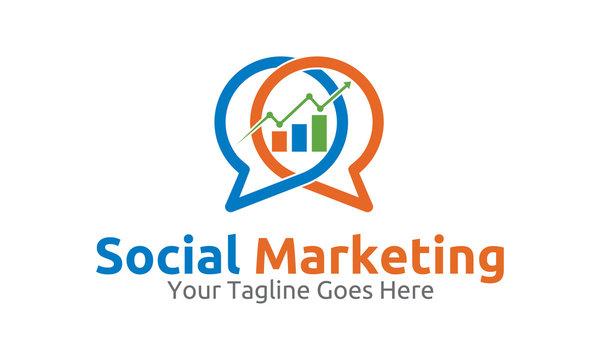 Social Marketing logo