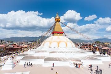 ボーダナート Boudhanath Nepal kathmandu