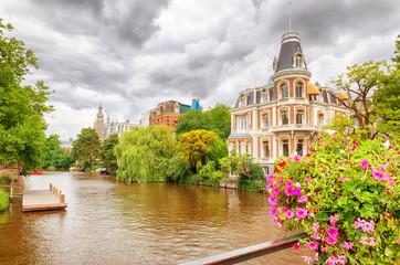 beautiful house in Amsterdam